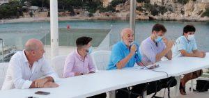 Entrevista a Pau Mas Rexach(President de l'associaciò de Clubs Esportius de Porto Cristo)