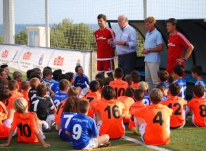 Entrevista con Pau Albertí Director de la Vicente Del Bosque Football Academy