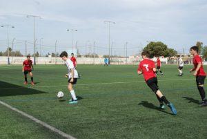 Crónica Cadete 1ª Reg. Mallorca (1ª Fase Sub-Gr. D): Campos 3 – 1 Estudiantes