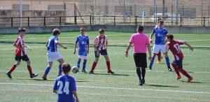 Crónica Infantil 2ª Reg. Mallorca (1ª Fase Sub-Gr. C): Algaida 0 – 1 Atº Manacor D.m.