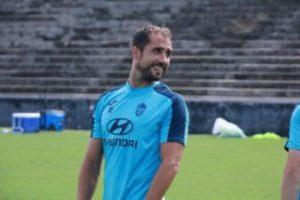 Canario: «En Cornellà el equipo supo jugar, en Andorra no será menos»